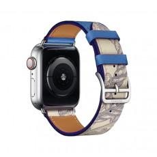 Curelușă VPG Rhea Series Apple Watch 40mm, Blue
