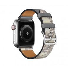 Curelușă VPG Rhea Series Apple Watch 40mm, Grey