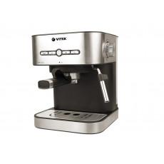 Automat de cafea VITEK VT-1526, Black/Silver
