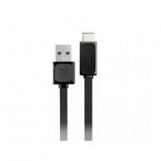 Cablu Xpower Type-C/USB2.0, Flat Black