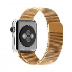Curelușă Tellur Apple Watch 42mm, Gold