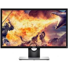 """Monitor 24 """" Dell SE2417HGX, Black (TN, 1920x1080, 1 ms, 75 Hz)"""