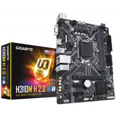 Placă de bază GIGABYTE H310M H 2.0 (s1151 v2/Intel H310)