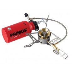 Arzator Primus OmniLite Ti with Bottle and Pouch child safe 0.35 l fuel bottle