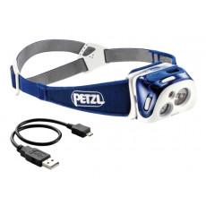 Lanterna Petzl REACTIK blue