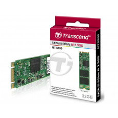 Solid State Drive (SSD) 32 Gb Transcend MTS800S (TS32GMTS800S)