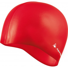Cască de înot AquaLung CLASSIC SILICONE Red