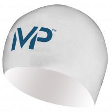 Cască de înot AquaLung RACE CAP white/navy