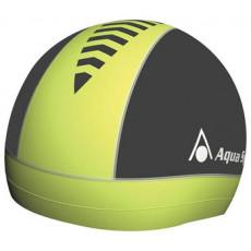 Cască de înot AquaLung SKULL CAP I Kluo yellow/black