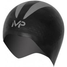 Cască de înot AquaLung X-0 CAP Black/Silver S