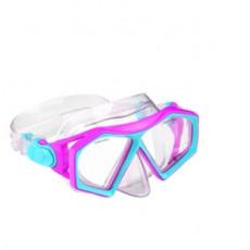 Mască pentru înot AquaLung LANAI JR, Purple/Turqoise