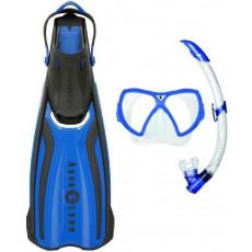 Set pentru înot AquaLung AMIKA XS/S VIS AIRF P BL