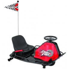 Razor Ride-On Crazy Cart, Black