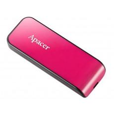 16 GB USB 2.0 Stick USB Apacer AH334, Black/Rose Pink (AP16GAH334P-1)
