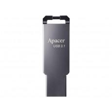 16 GB USB 3.1 Stick USB Apacer AH360, Black (AP16GAH360A-1)