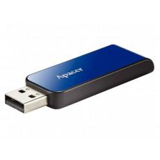 16 GB USB 2.0 Stick USB Apacer AH334, Black/Starry Blue (AP16GAH334U-1)