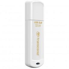 32 GB USB 3.1 Stick USB TRANSCEND JetFlash 730, White (TS32GJDG300S)