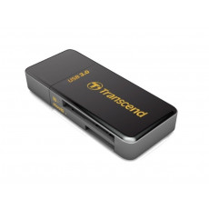 Card Reader Transcend TS-RDF5K, Black