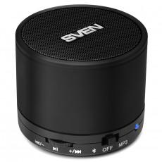 Boxă portabilă Sven PS-45BL, 3 W, Black