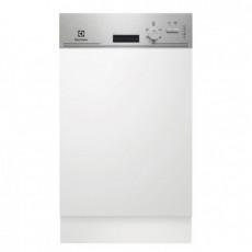 Maşina de spalat vase Electrolux ESI4201LOX, White/Silver