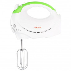 Mixer Saturn ST-FP1022K, White/Green