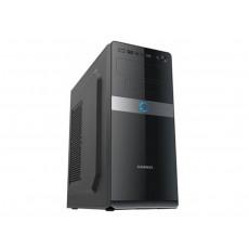 Carcasă Sohoo 5908BG, Black/Grey (ATX)