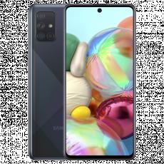 Smartphone SAMSUNG Galaxy A71 (6 GB/128 GB) Black