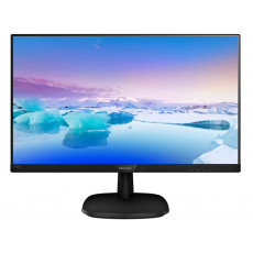 "Monitor 23,8 "" Philips 243V7QJABF, Black (IPS, 1920x1080, 5 ms, 76 Hz)"