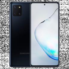 Smartphone SAMSUNG Galaxy Note 10 Lite (6 GB/128 GB) Aura Black