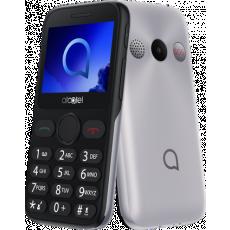Telefon mobil Alcatel 2019G, Metalic Silver
