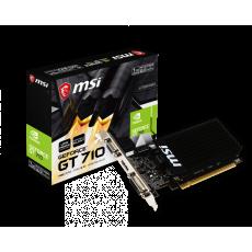 Placă video MSI GeForce GT 710 1GD3H LP (1 GB/GDDR3/64 bit)