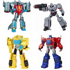 Hasbro Transformers E1885 Transformer Cyberverse Ultimate, 30 cm