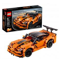 Lego Technic 42093 Chevrolet Corvette ZR1 Autovehicul 2 în 1