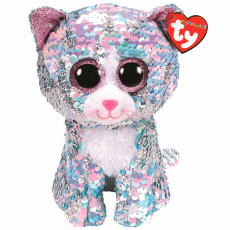 TY Flippables TY36786 Pisica moale Whimsy