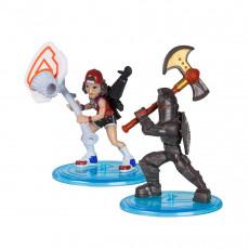 "Fortnite 63531 Fortnite Figurine ""Cavalerul Negru și Baschetbalista"""