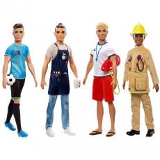 """Mattel Barbie """"You can be"""" FXP01 Ken """"Profesii"""" (ass. 4)"""