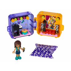Lego Friends 41400 Constructor Andrea's Play Cube