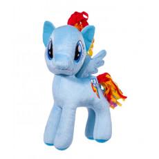 STIP ST401 Jucărie moale Pony albastru, 30 cm