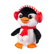 """STIP ST38 Jucărie moale """"Pinguin Perry"""", 24 cm"""