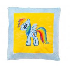 """STIP ST148  Jucărie moale Perna """"Pony albastru"""",  35 cm"""