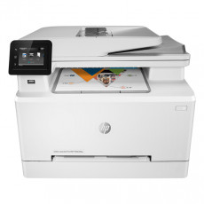 Принтер HP Color LaserJet Pro M255dw, White