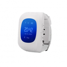 Ceas cu GPS pentru copii Wonlex Q50, White