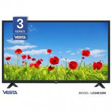 """Televizor LED 24 """" Vesta LD24E3200, Black"""