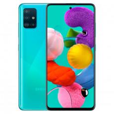 Smartphone SAMSUNG Galaxy A51 (4 GB/64 GB) Blue