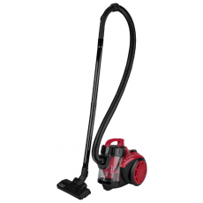 Aspirator Scarlett SCVC80C11, Red/Black