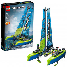 LEGO Technic 42105 LEGO Technic - Catamaran
