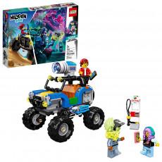 LEGO Hidden Side 70428 Maşina lui Jack pentru plajă