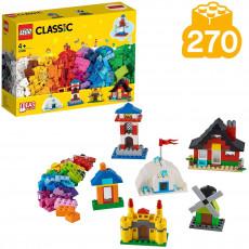 LEGO Classic 11008 Caramizi si case