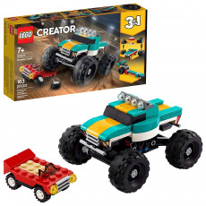 LEGO Creator 31101 Camion gigant 3 in 1
