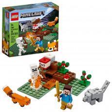 LEGO Minecraft 21162 Aventura din Taiga